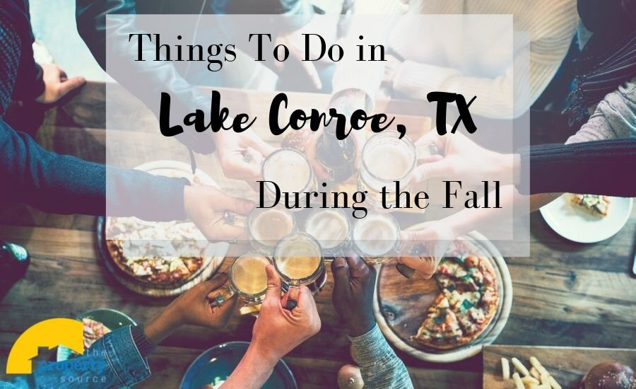 Things to do in Lake Conroe, TX this fall